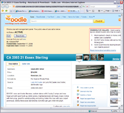 Oodle Classified Network