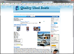 Quality Used Boats