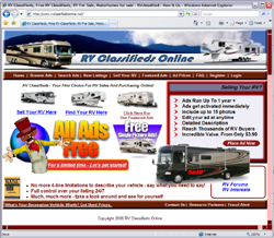 RV Classifieds