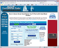 Used Boat Finder